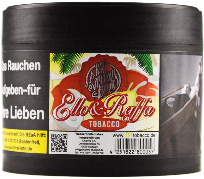 Ello & Raffa , 187 Tabak (200g)